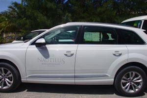 上位姉妹リゾート ザ・ノーチラス・モルディブの専用車
