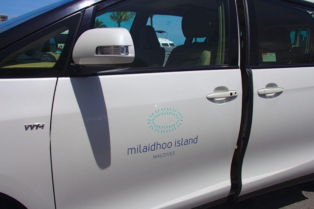 ミライドゥ専用車
