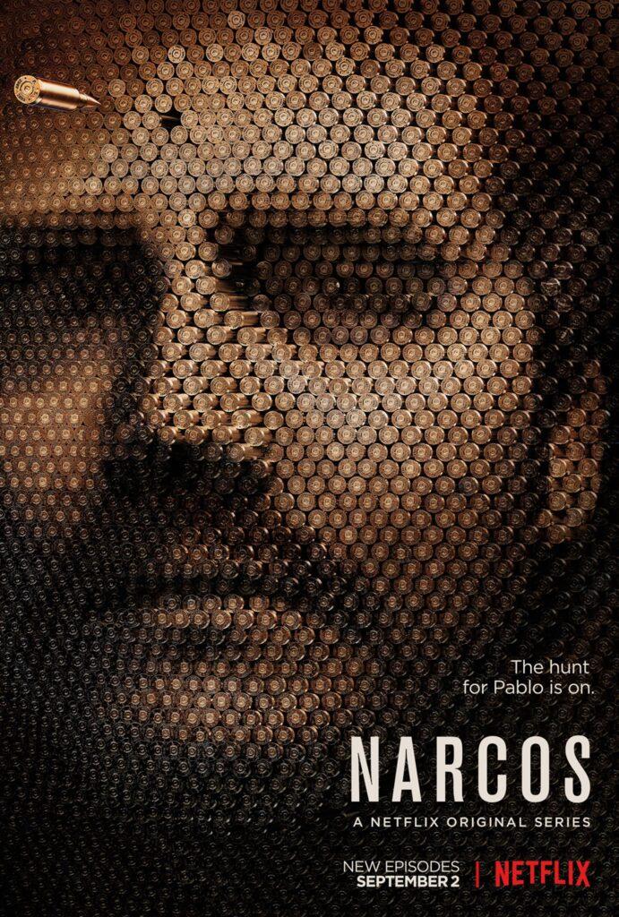 『ナルコス』シーズン2全10話