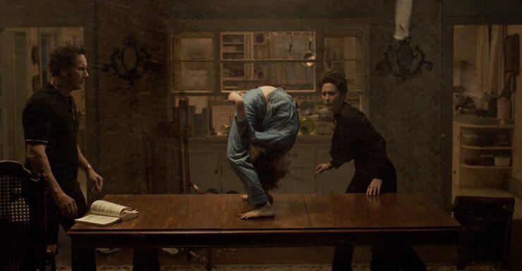 映画『死霊館 悪魔のせいなら、無罪。』